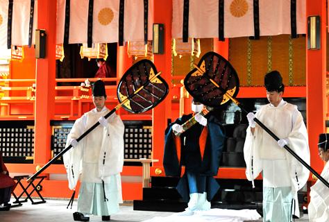 稲荷祭(神幸祭)